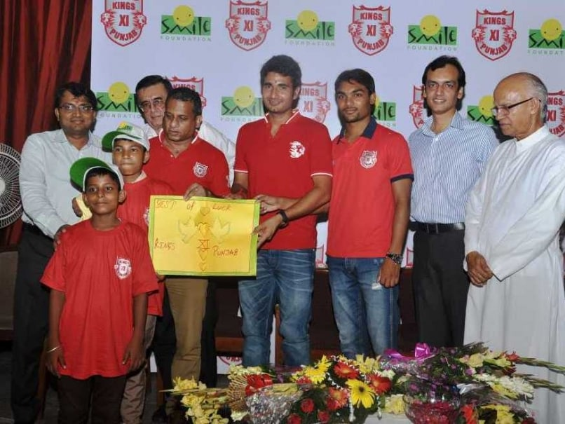Kings XI Punjab, Smile Foundation Team up to Celebrate International Literacy Day