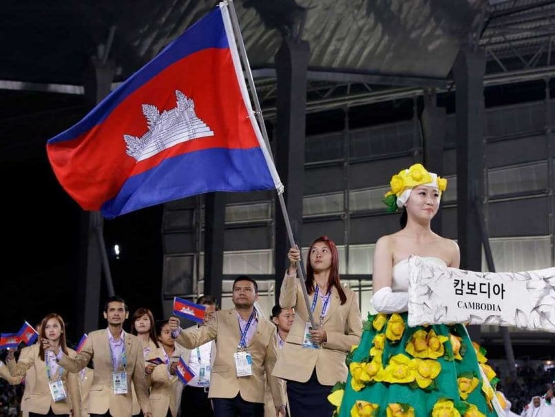 Asian Games: Cambodian Athlete Expelled for Doping