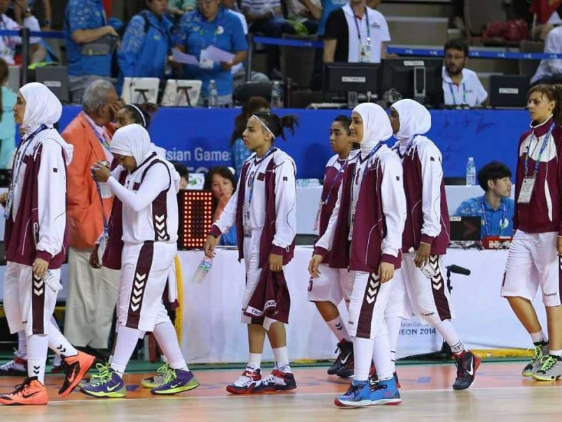 Asian Games: Hijab Ban an Insult, Say Qatar Basketball Players