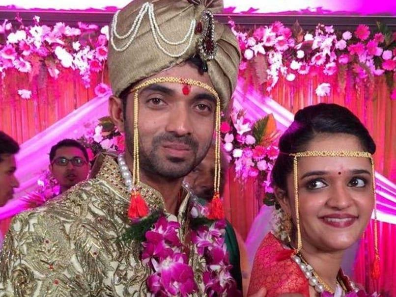 Rahane wedding 2