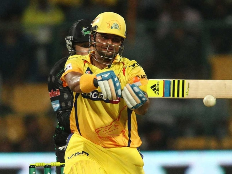 Champions League Twenty20: Suresh Raina Equals Mahendra Singh Dhoni in Slamming Sixes