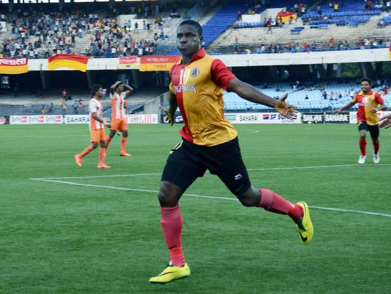Sporting Clube de Goa Stunned by Ranti Martins Brace as East Bengal Clinch Win in I-League