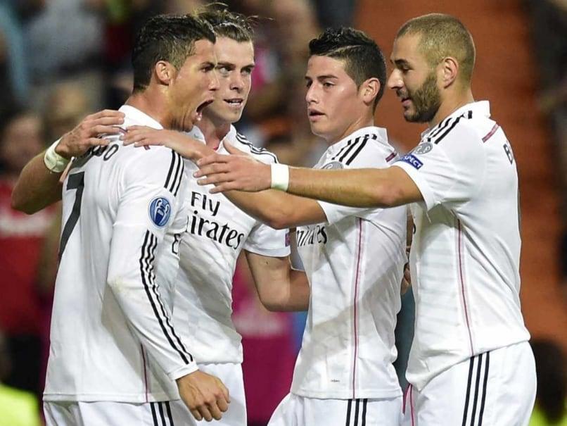 Champions League: Real Madrid C.F., Liverpool F.C. Emerge Triumphant