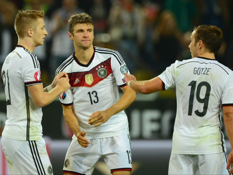 Germany See Off Spirited Scotland in Euro 2016 Qualifiers