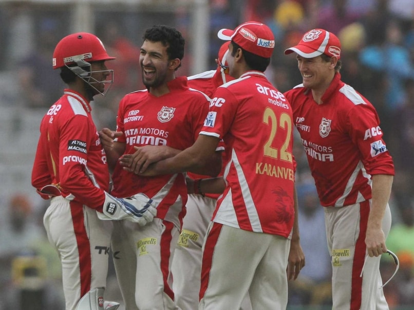 Kings XI Punjab to Start CLT20 Training Camp in Mohali From Friday