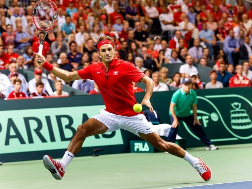 Davis Cup: To Stop Roger Federer, France to Host Switzerland on Clay