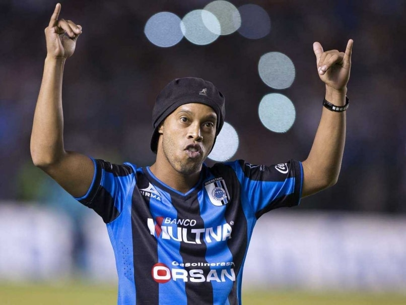 Ronaldinho Considering Move to United States