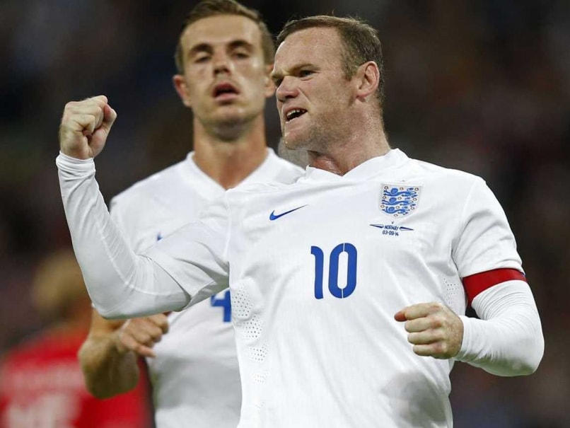 Skipper Wayne Rooney an Inspiration, Says David Beckham