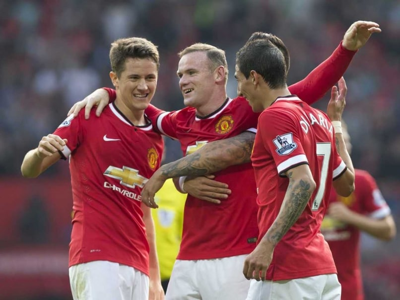 EPL: Angel di Maria, Wayne Rooney Score as Manchester United Record First Win of the Season