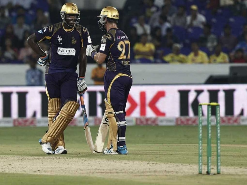 Champions League Twenty20: Dramatic Kolkata Knight Riders Stand Steals Chennai Super Kings Thunder