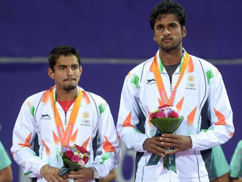 Asian Games: Sanam Singh, Saketh Myneni Settle for Silver in Men