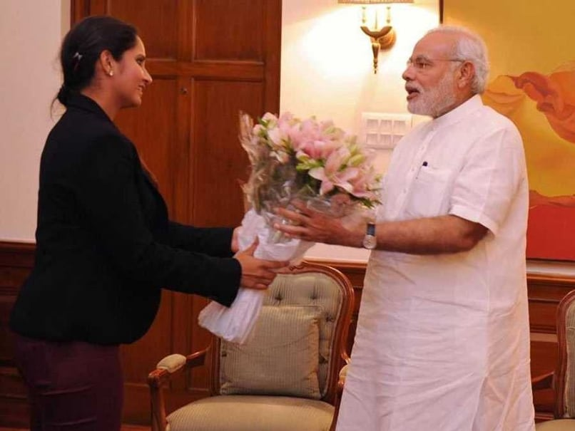 Sania Mirza Meets Prime Minister After US Open Victory