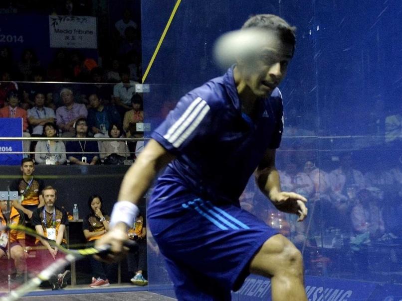 Indians Reach Third Round in Asian Squash