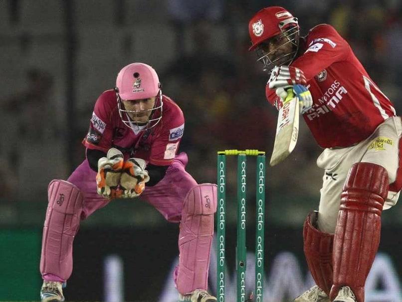 Champions League T20: Virender Sehwag, Manan Vohra Fifties Help Kings XI Punjab to Semis