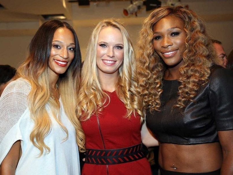 After US Open Triumph, Serena Williams Dazzles on Ramp