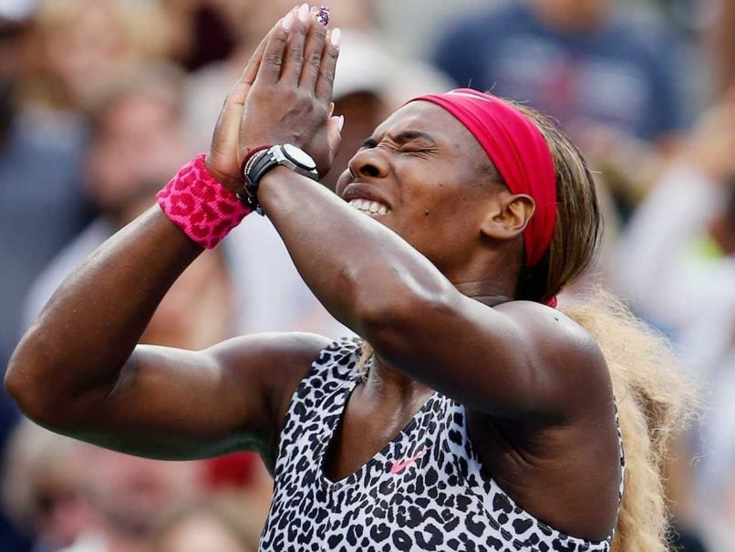 Serena Williams Vows to Continue Her Unstoppable March