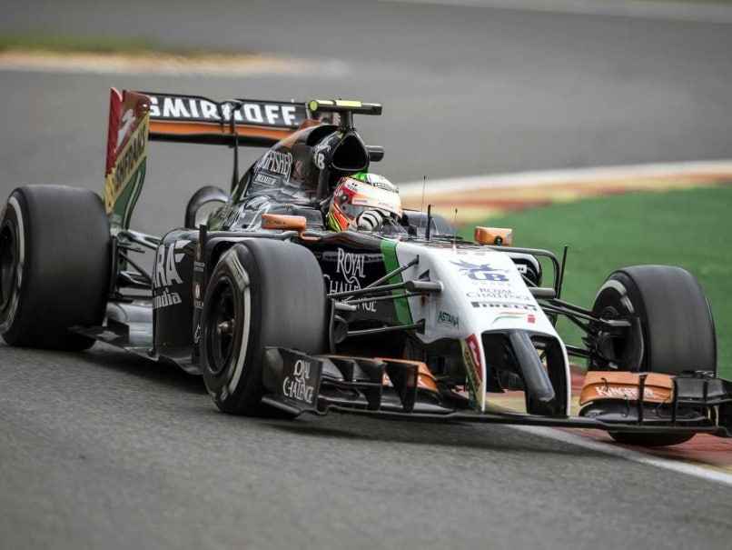Sergio Perez Hopes for Podium Finish at Italian Grand Prix
