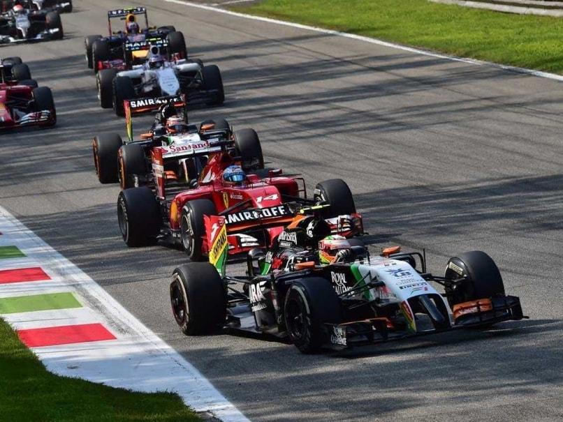 Italian GP: Sergio Perez Picks Six Points for Force India
