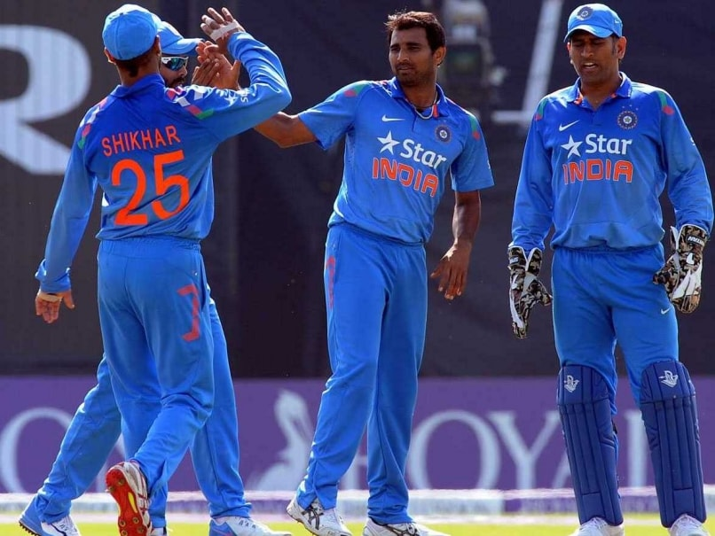 Mahendra Singh Dhoni Wants India Attack Ready for World Cup Slog