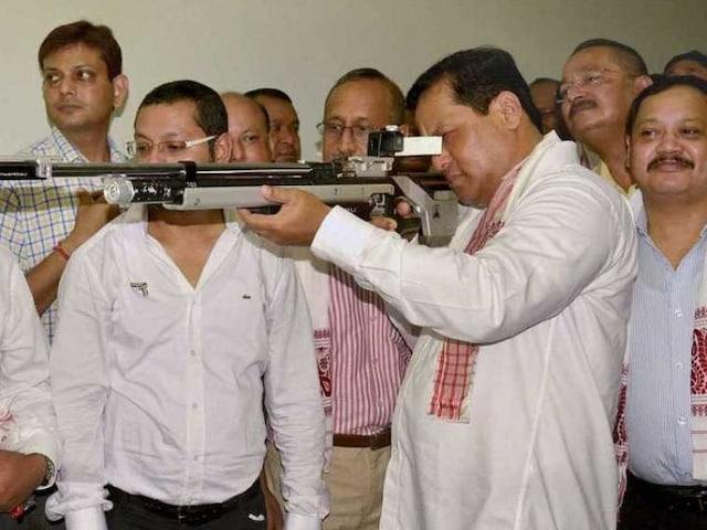 Indias Asian Games Performance is Inspiring: Sports Minister Sarbananda Sonowal