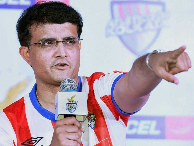 Sourav Ganguly Says Foreign Players Will Lift Indian Talents in ISL
