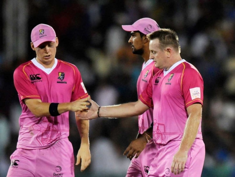 CLT20: Northern Knights Thrash Southern Express by 7 Wickets