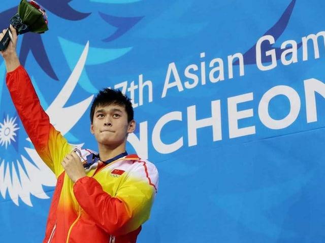 Asian Games: China Swim King Bashes Japans Ugly National Anthem