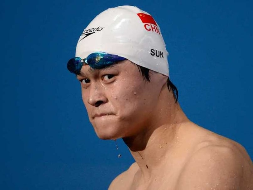Asian Games: China's Swim King Sun Yang to Miss Relay With Sore Thumb