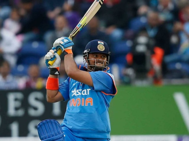 Suresh Raina Jumps Eight Places to Enter Top-20 in ICC ODI Rankings