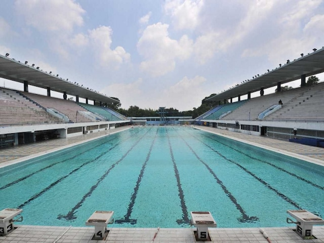 Asian Games: Indian Men Fail to Qualify for Swimming Finals
