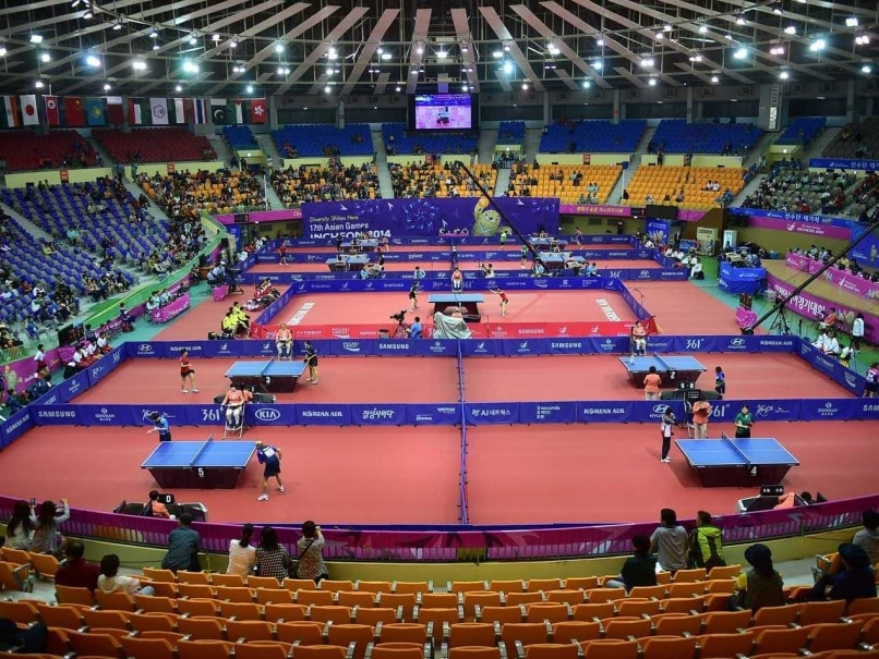 Table Tennis: Fourteen-Year-Old Takes on Elite at World Cup