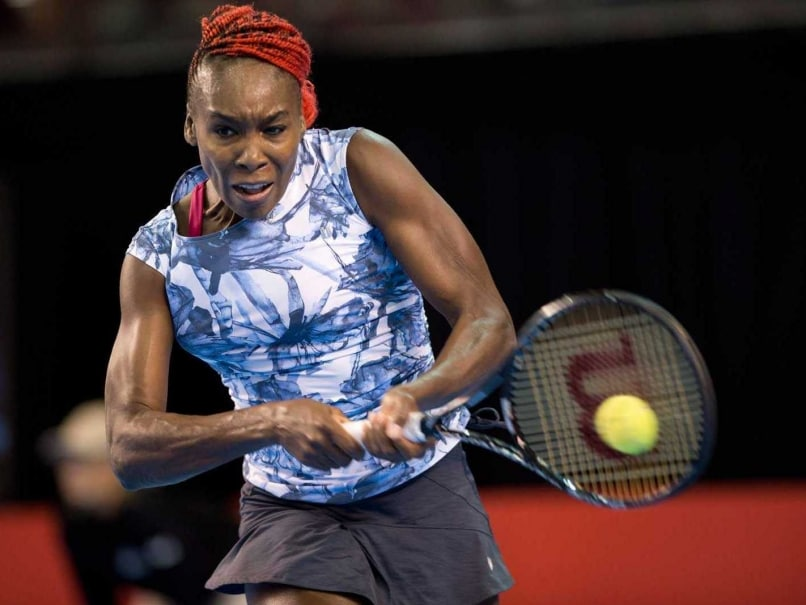 Top-Seeded Venus Williams Wins Quebec City WTA Opener