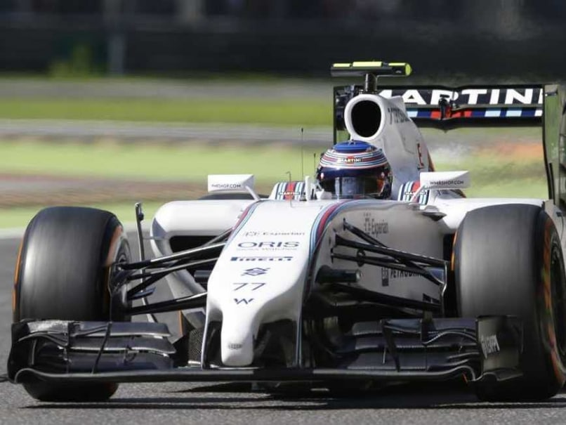 Formula One: Valtteri Bottas Eyes Top Three Finish for Williams