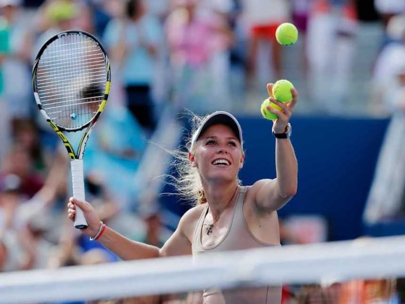 Wozniacki in Final US Open