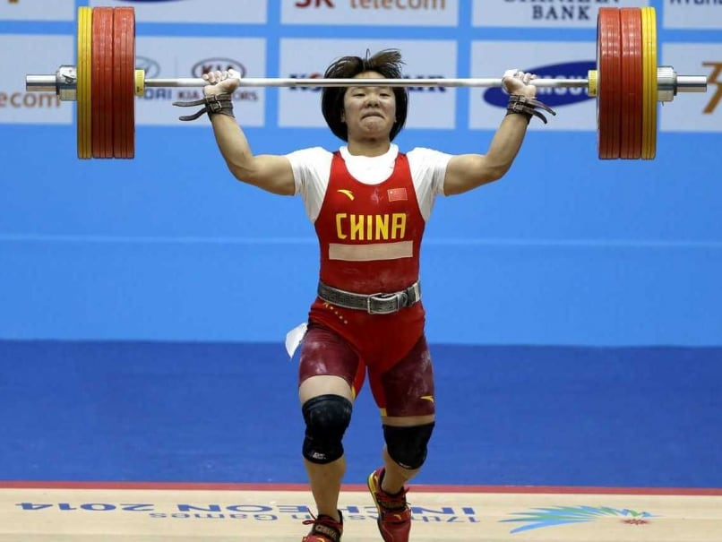 Asian Games: Xiang Yanmei Sees off North Korean to Take China Top