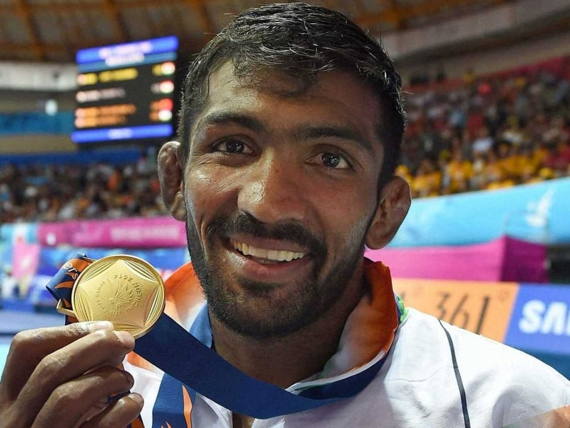Asian Games: After Historic Gold, Yogeshwar Dutt Dedicates Medal to Father