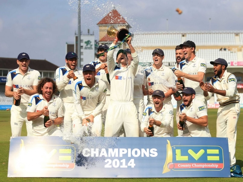Yorkshire Win English County Championship for First Time in 13 Years