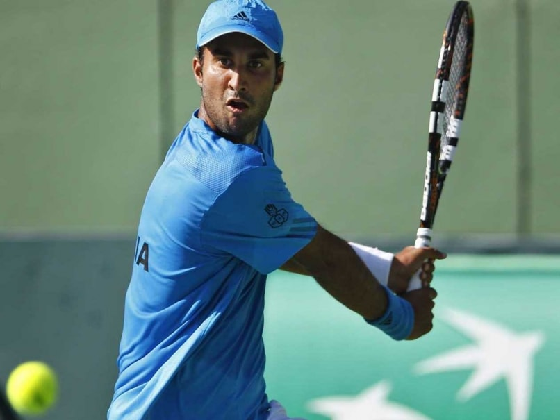 Davis Cup: Rain-Hit Bhambri-Krajinovic Tie to Resume at 12 Noon on Monday