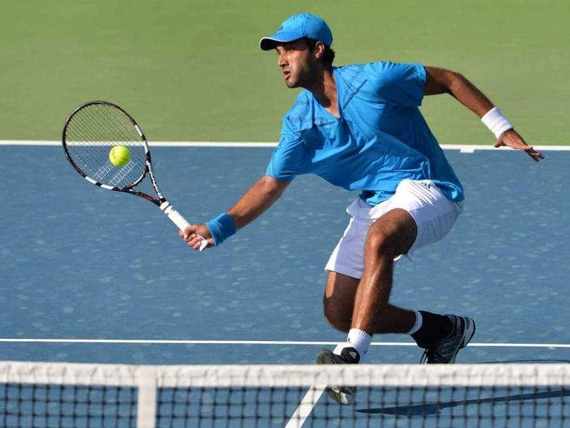 N. Vijay Shankar Prashanth Shocks Yuki Bhambri in Chennai Open Qualifiers