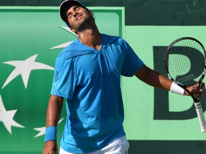 Davis Cup: Yuki Bhambri Goes Down as Serbia Jump to 1-0 lead Against India