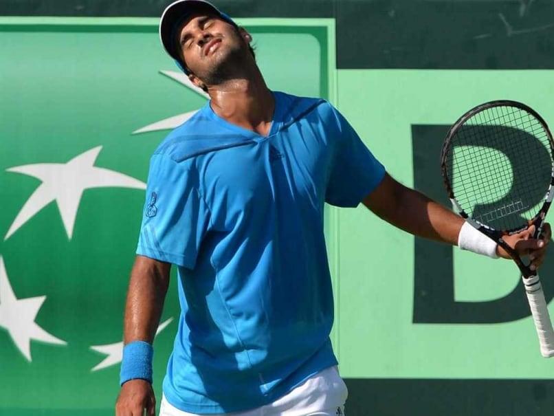 Davis Cup: Yuki Bhambri Goes Down as Serbia Jump to 1-0 lead Against India