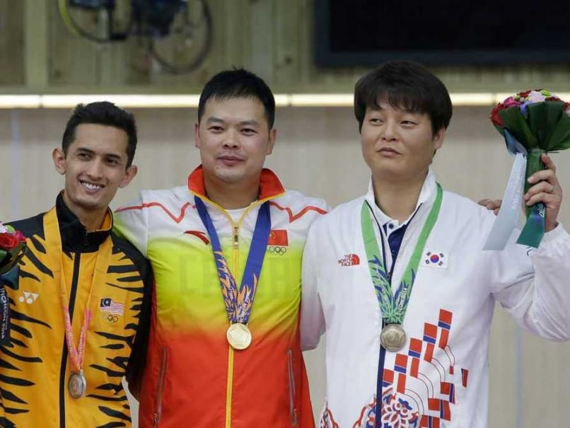 Asian Games: China Set World Record in Men's 50m Rifle Prone Team