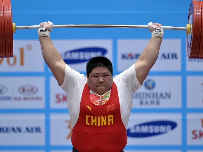 Asian Games: China's Zhou Lulu Lifts Heaviest Weight Ever by a Woman
