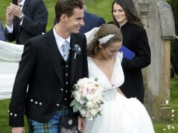 Andy Murray Ties the Knot With Girlfriend Kim Sears