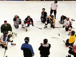 Gautam Gambhir Donates Rs. 4 Lakh to Cash-Strapped Indian Ice Hockey Team