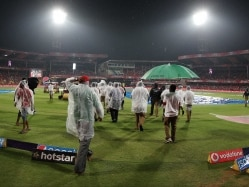 IPL 8, RCB vs RR Highlights: Rain Forces Match to be Called Off, Bangalore and Rajasthan Share Points
