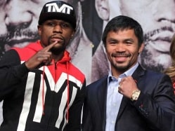 Floyd Mayweather Tops Manny Pacquiao on Forbes' Richest Athletes List