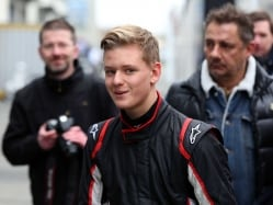 Formula One Legend Michael Schumacher's Son Mick to Race in India