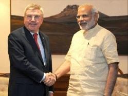 Olympics: India Infighting Despite IOC Boss Thomas Bach Plea to Stay United