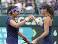 Sania Mirza-Martina Hingis Enter Guangzhou Open Final